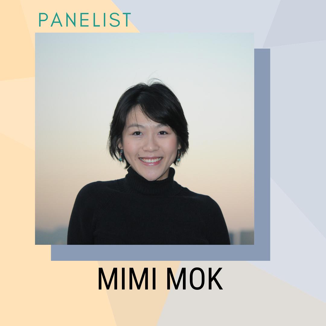 Panelist: Mimi Moko