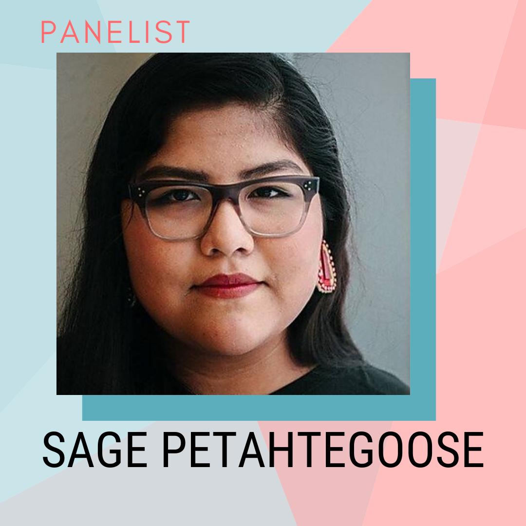 Panelist: Sage Pentahtegoose