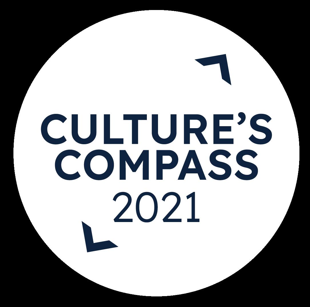 Culture's Compass Secondary Logo