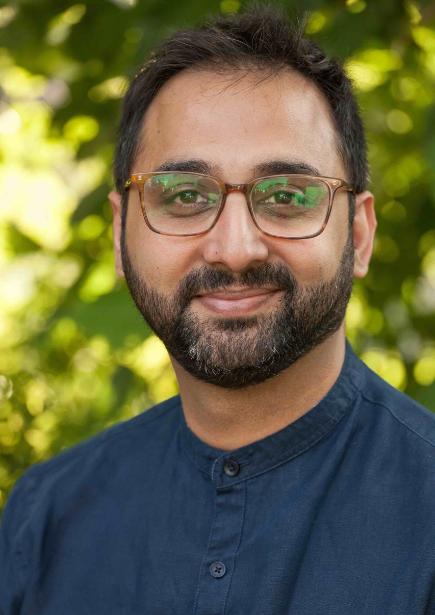 Speaker - Umair Jaffar