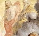Chirst vêtement rouge martyr sang Pierre Paul Rubens