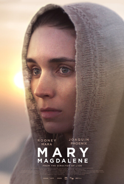Marie-Madeleine film voile Joaquin Phoenix