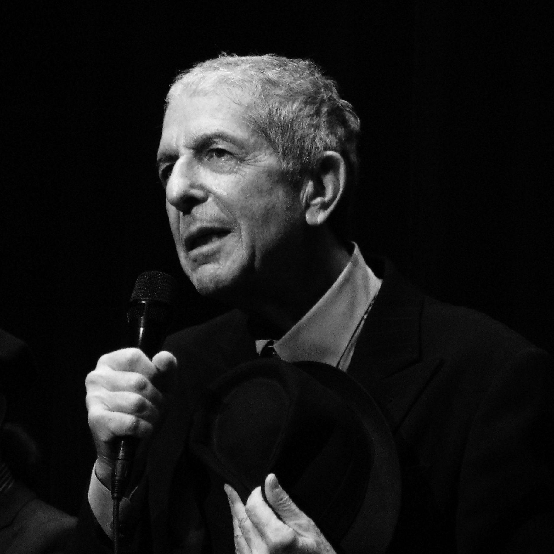 The Story of Isaac musique album Leonard Cohen