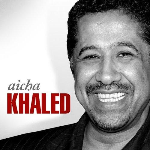 Musique chanteur sourire amour Aïsha Khaled