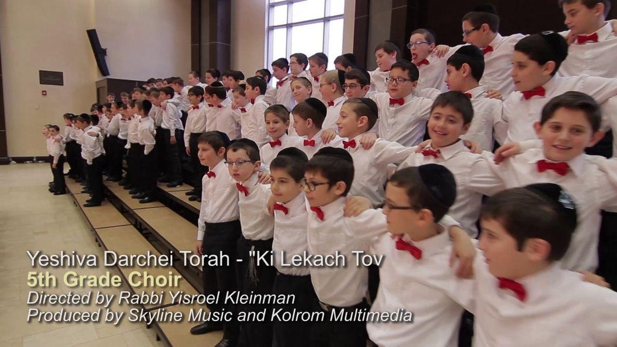 jeune chorale chant bénédiction Shalom Aleichem