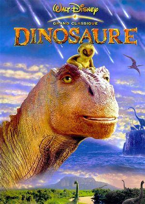 Dessin-animé affiche enfance souvenirs animaux Walt Disney Dinosaure