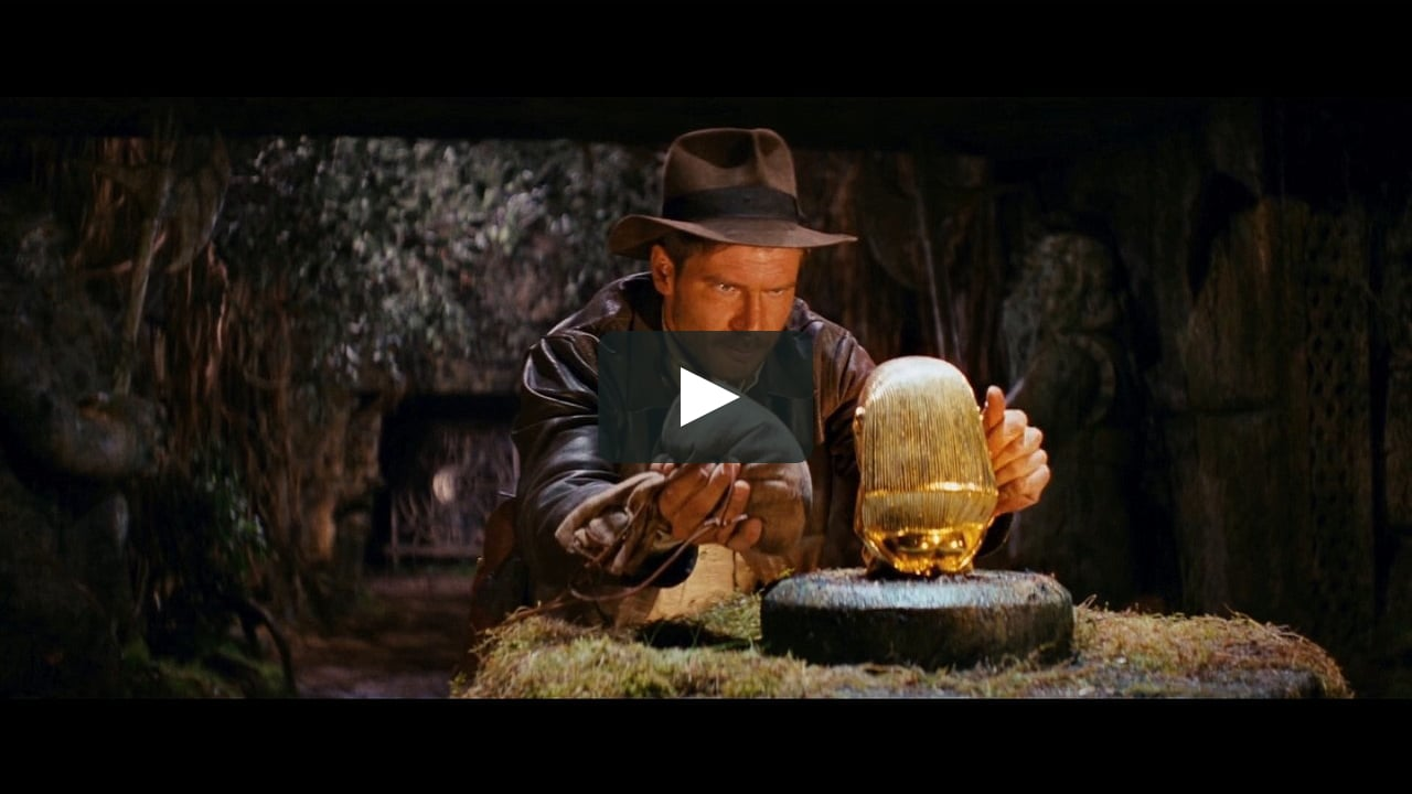 Film cinéma bande-annonce Indiana Jones Dernière Croisade Steven Spielberg Harrison Ford