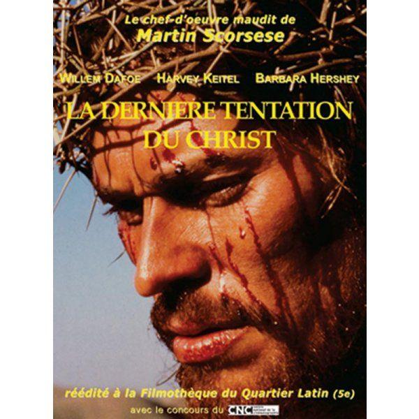 Film christ couronne sang David Bowie la dernière tentation Christ Martin Scorsese