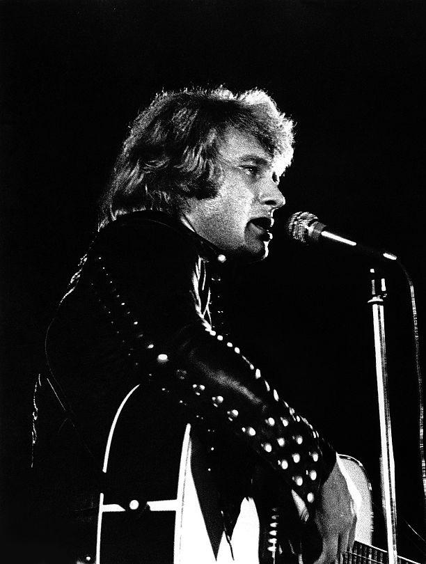 Ave Maria chanteur guitare célèbre musique Johnny Hallyday