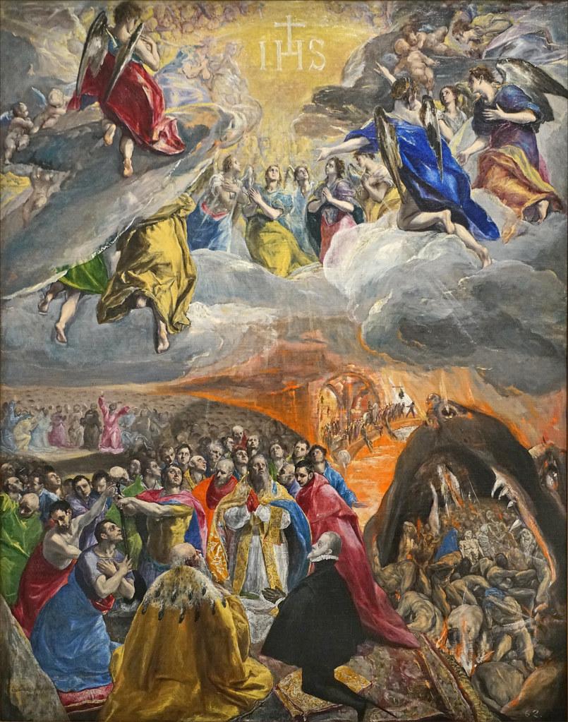 Adoration nom Jésus identité chrétiens Le Greco