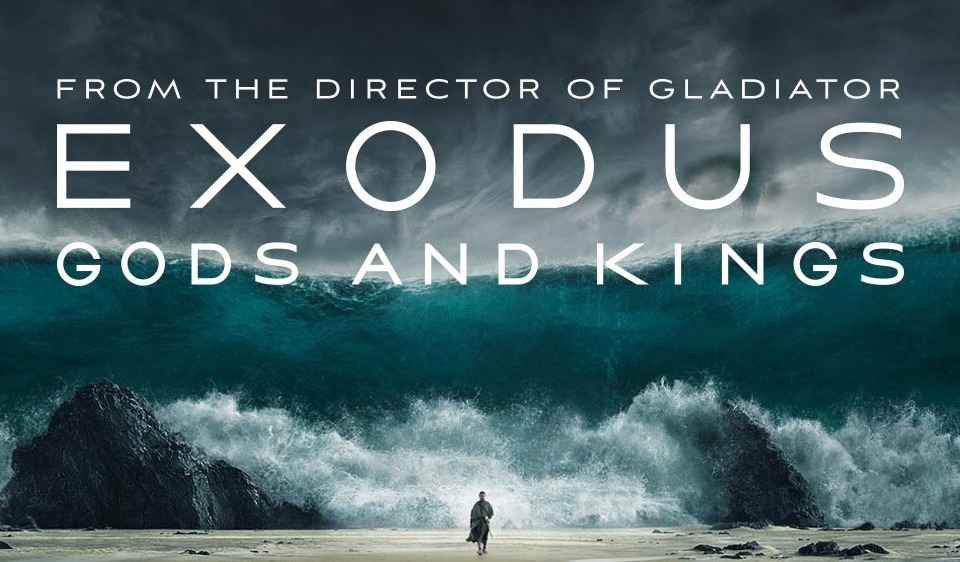 Affiche film Gladiator Exodus Gods and Kings Ridley Scott