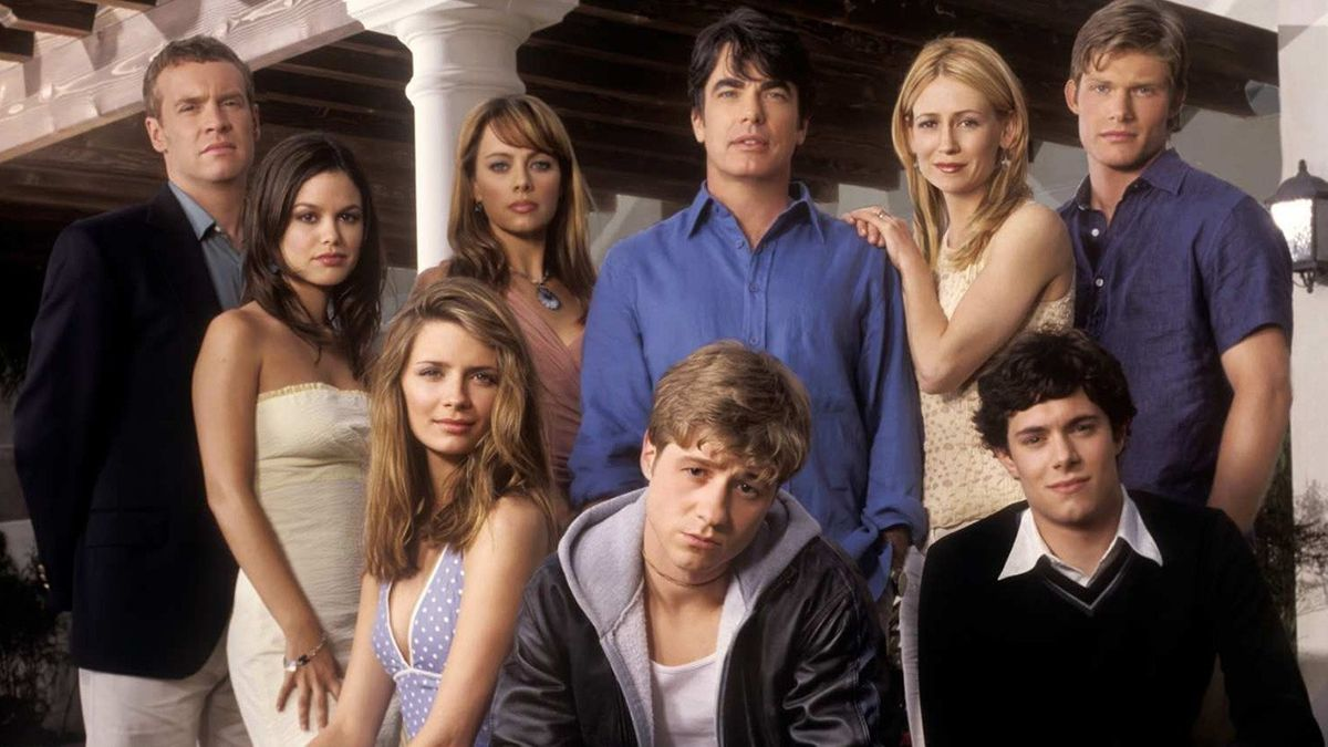 Série américaine acteur Newport Beach The O.C. Seth Cohen