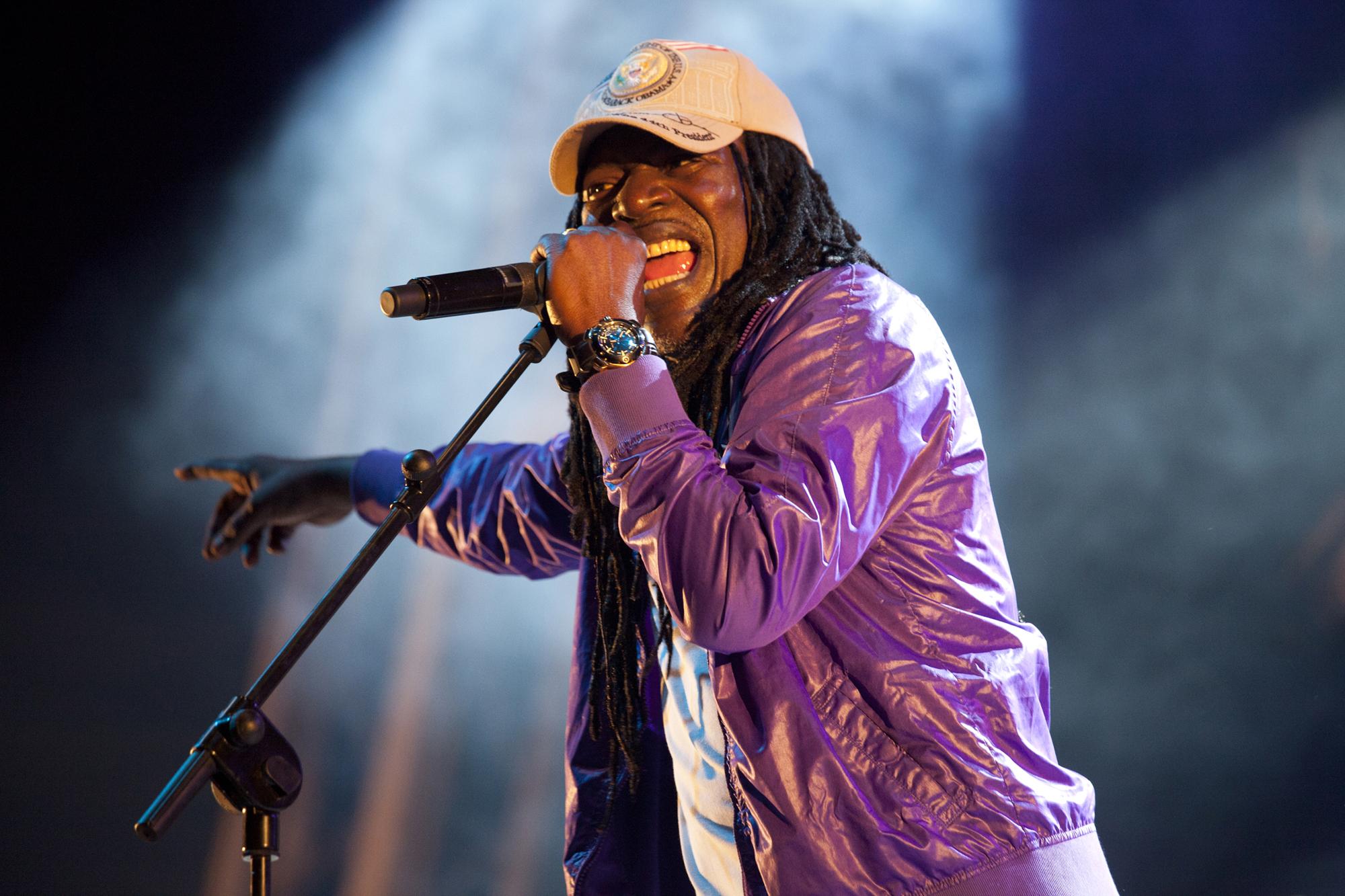 Psaume 23 Reggae chanteur Côte Ivoire Alpha Blondy