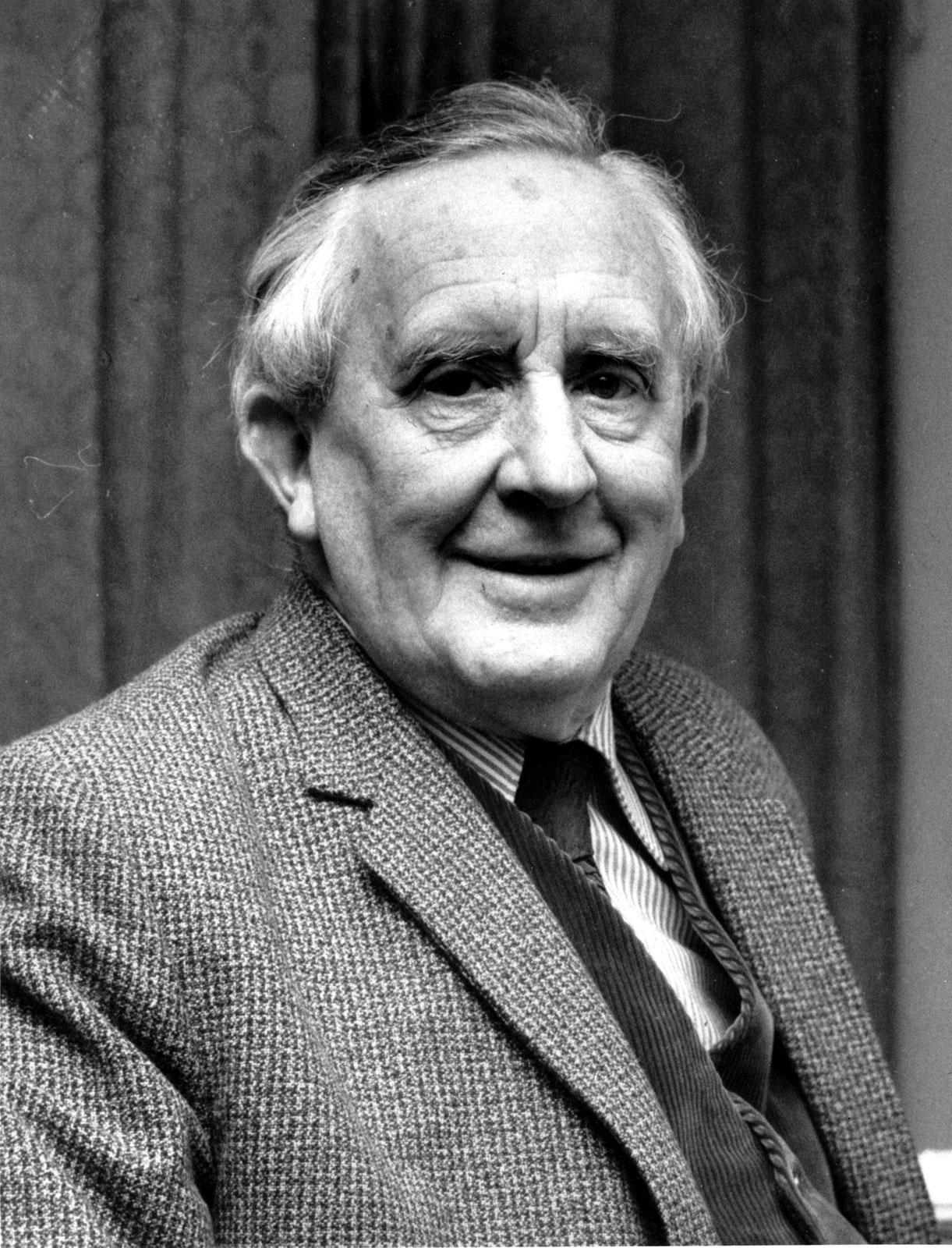 Auteur écrivain célèbre seigneur catéchistes Tolkien