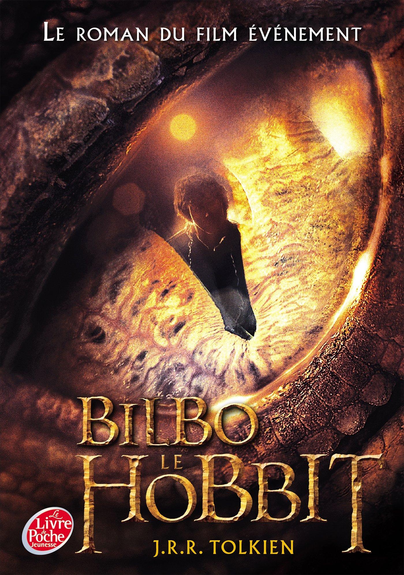 Roman couverture film événement Tolkien Bilbo le Hobbit