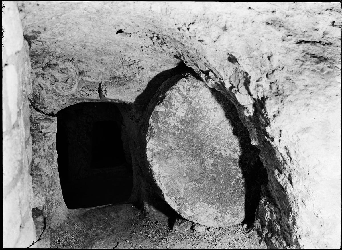 Tombeau Nazareth Joseph photographie ancienne