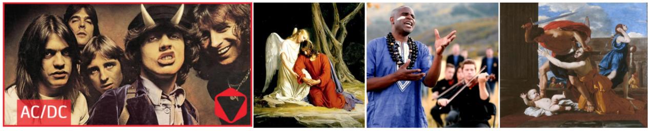 La Bible et le mal