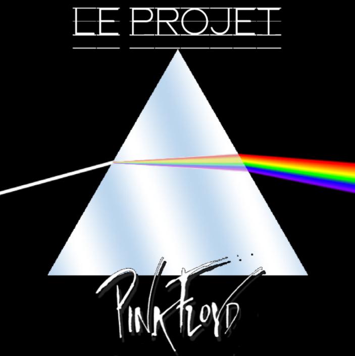 pink floyd prisme projet triangle couleur arc en ciel
