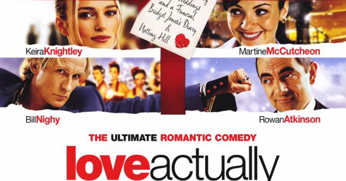 love actually film noel bill nighy chanteur acteur