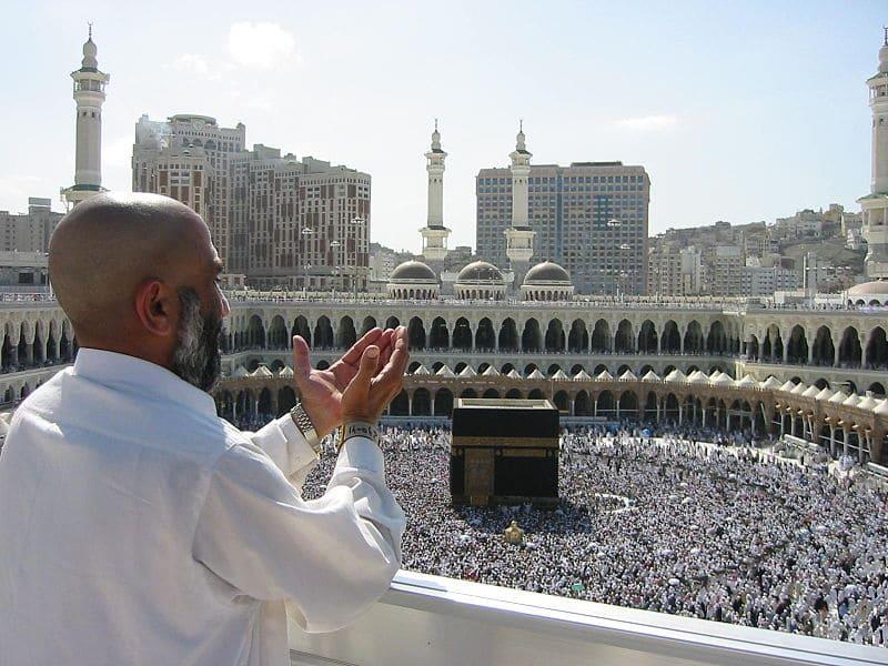 La Mecque pèlerinage Aïd musulmans lieux islam
