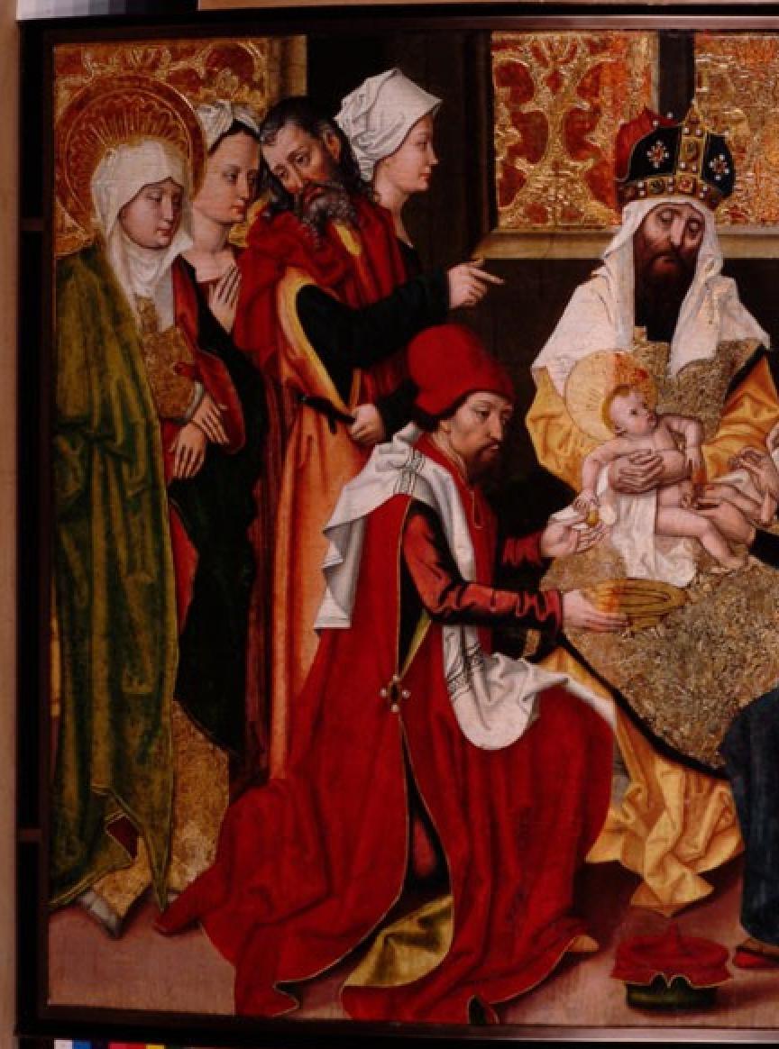 Marie hommes servantes Jésus Prêtre