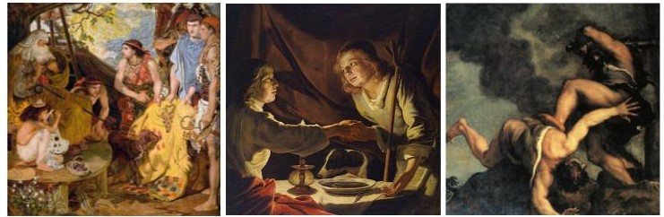 Les histoires de familles dans la Bible