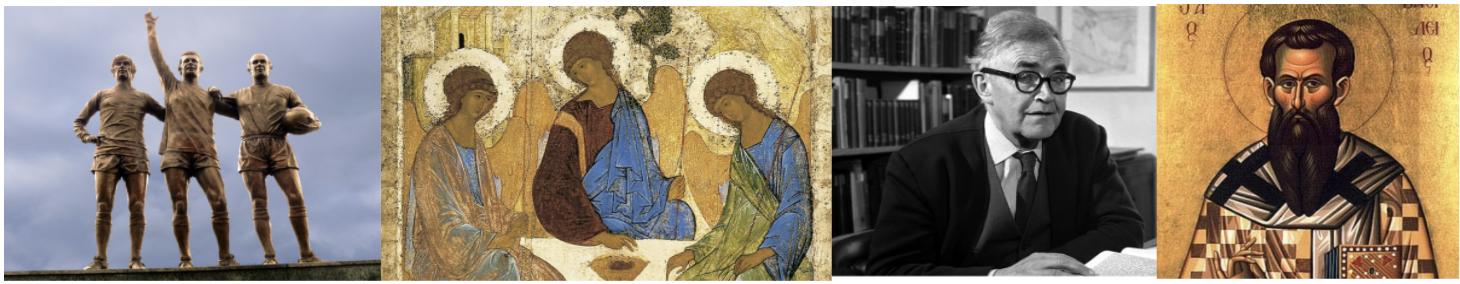La Trinité dans l'Ancien Testament