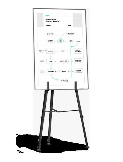 A white board
