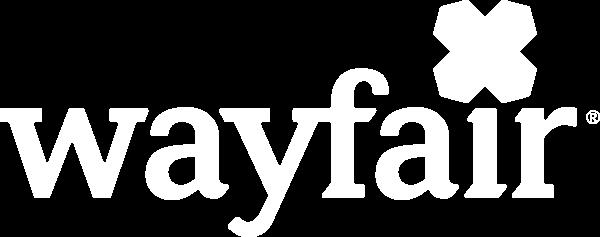 Logo of WayFair representing our integration