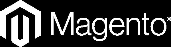 Logo of Magento representing our integration