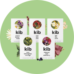 Image showing Kib range of teas