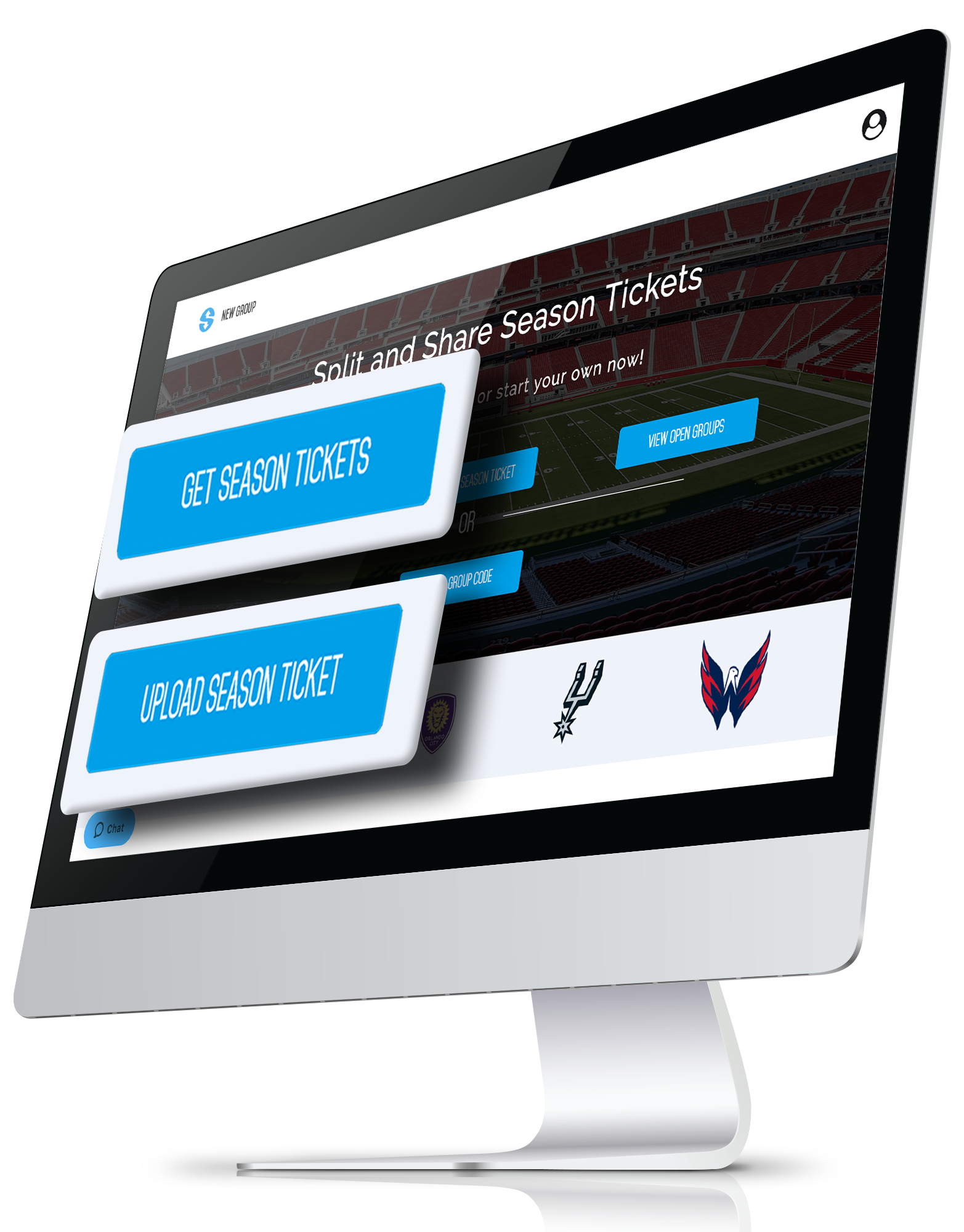 FanRally ticketing technology