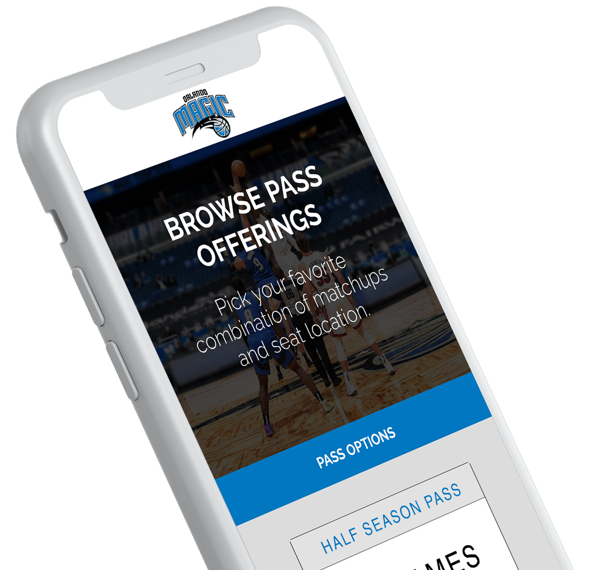 Subscription Ticketing For Sporting Events