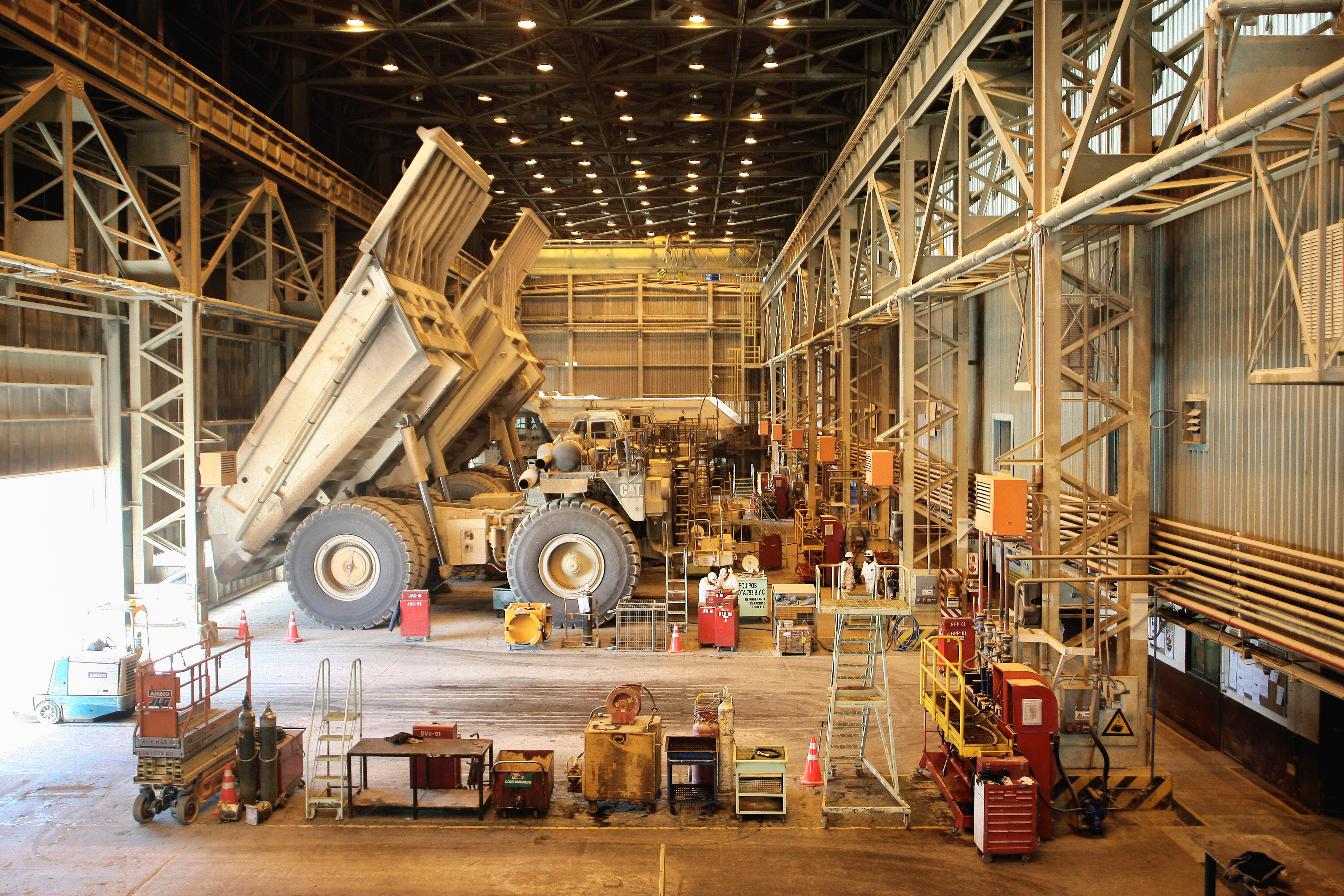 IronMan is the tool for maintenance in industry and optimising asset management.