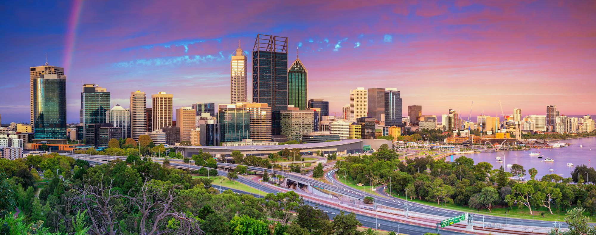 Perth Australia. The site of the OXMT office where IronMan was conceived.