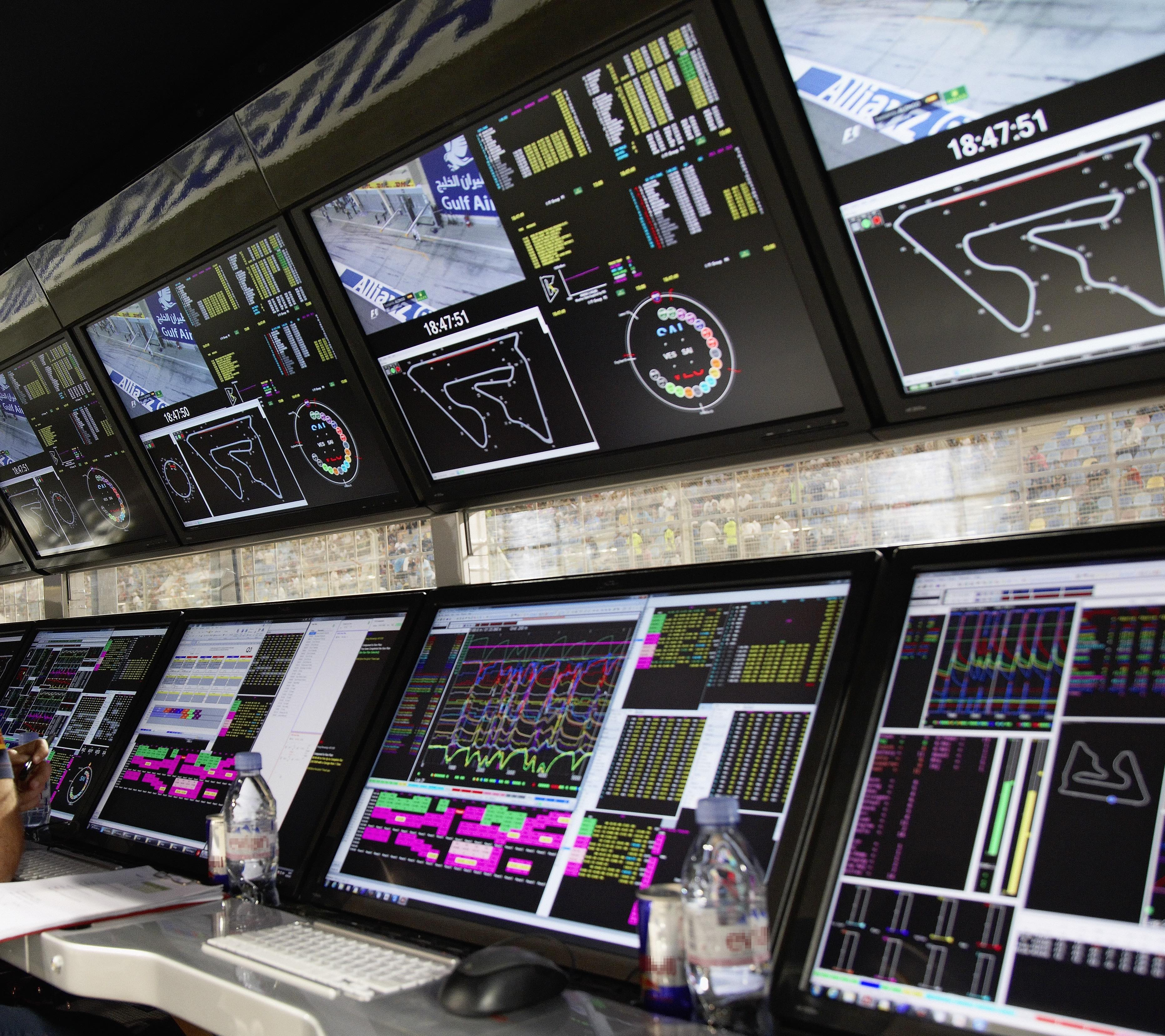 In Formula One The Wall is a high pressure environment but with insights from IronMan life becomes much easier.