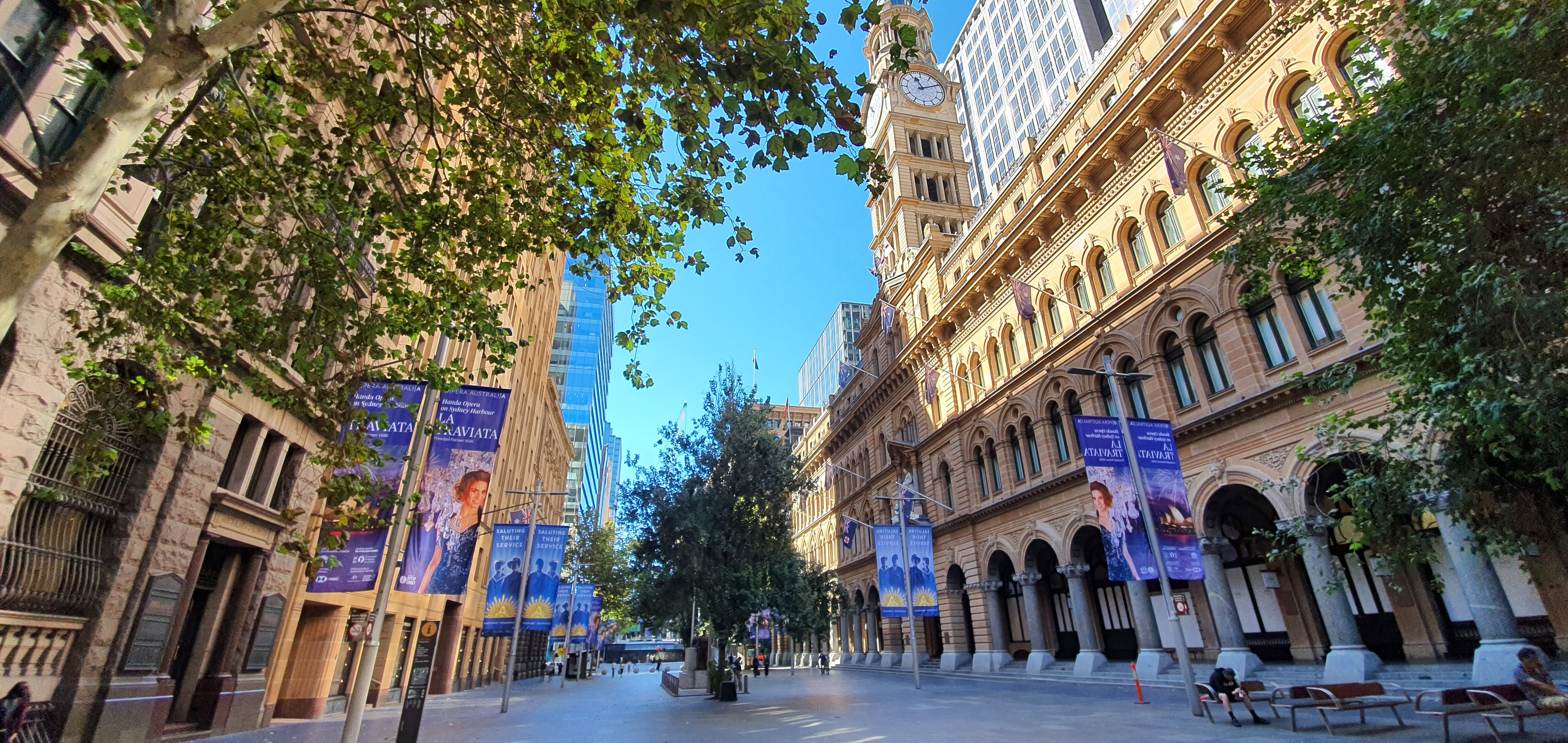 Martin Place, Sydney. The latest in OXMT's offices across the globe.