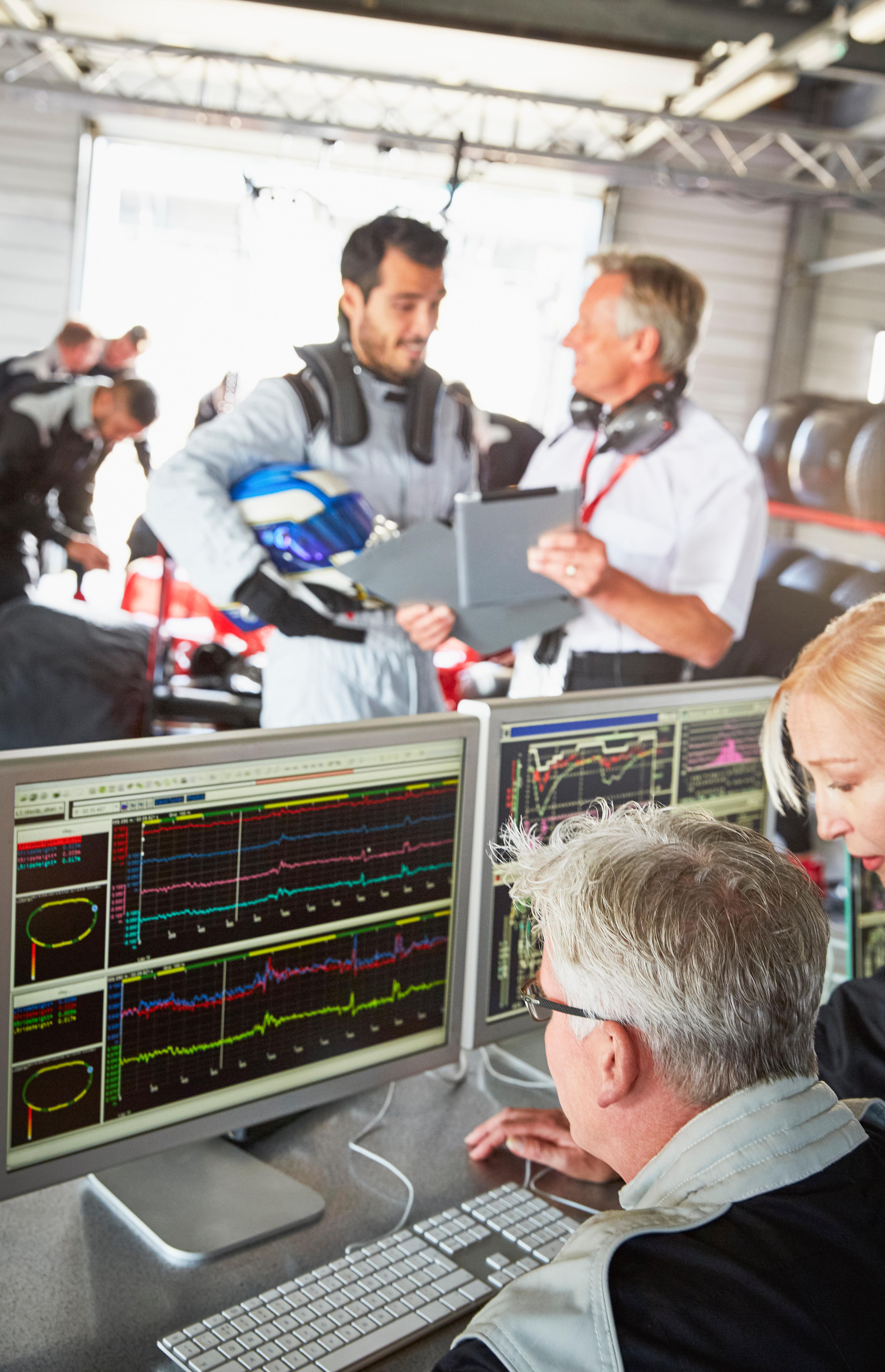 F1® and aerospace are two fields that are often compared to each other, less so with the resources sector – but are the similarities greater than the differences?