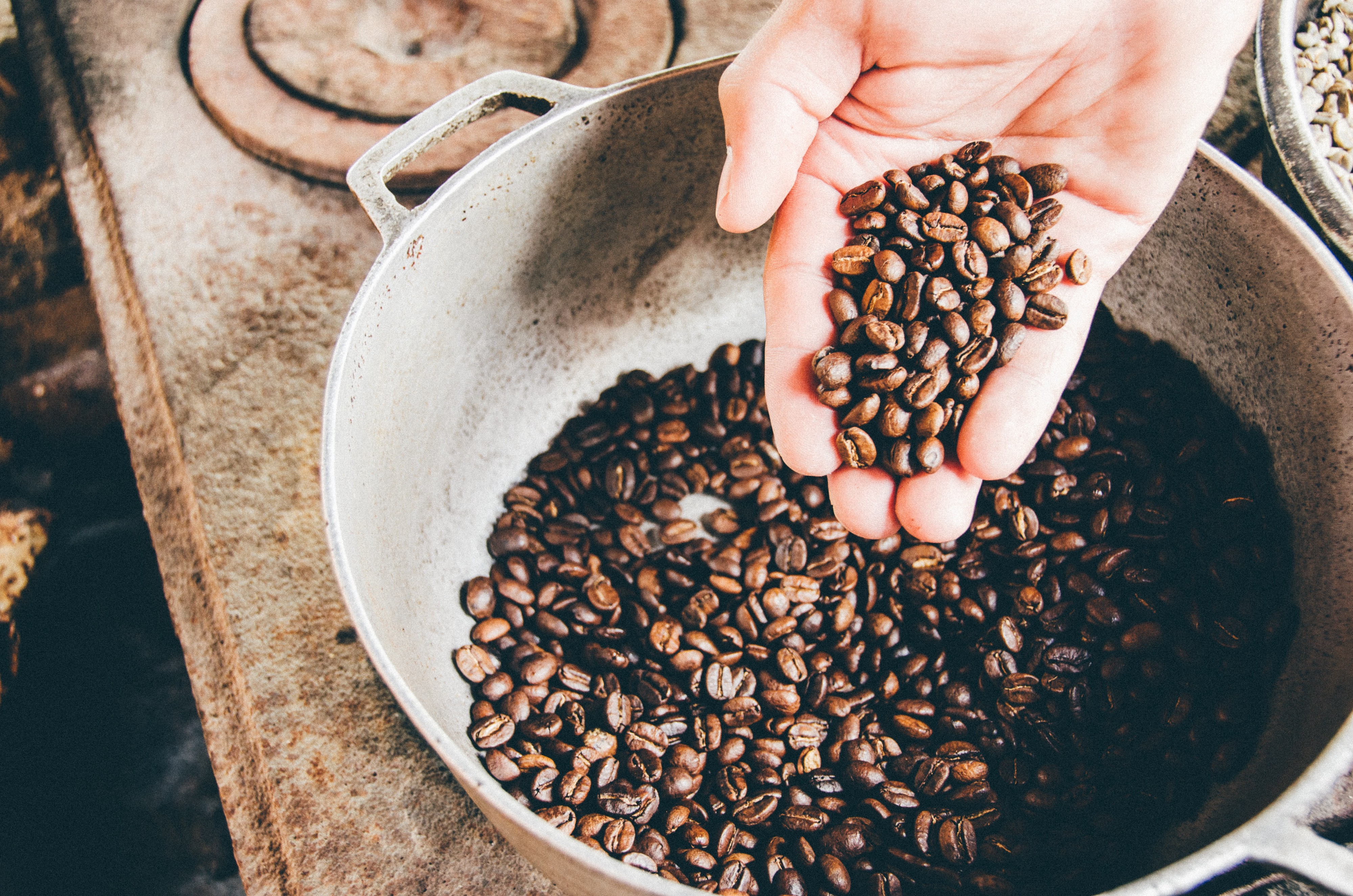 Searching for the perfect coffee: An e-commerce example