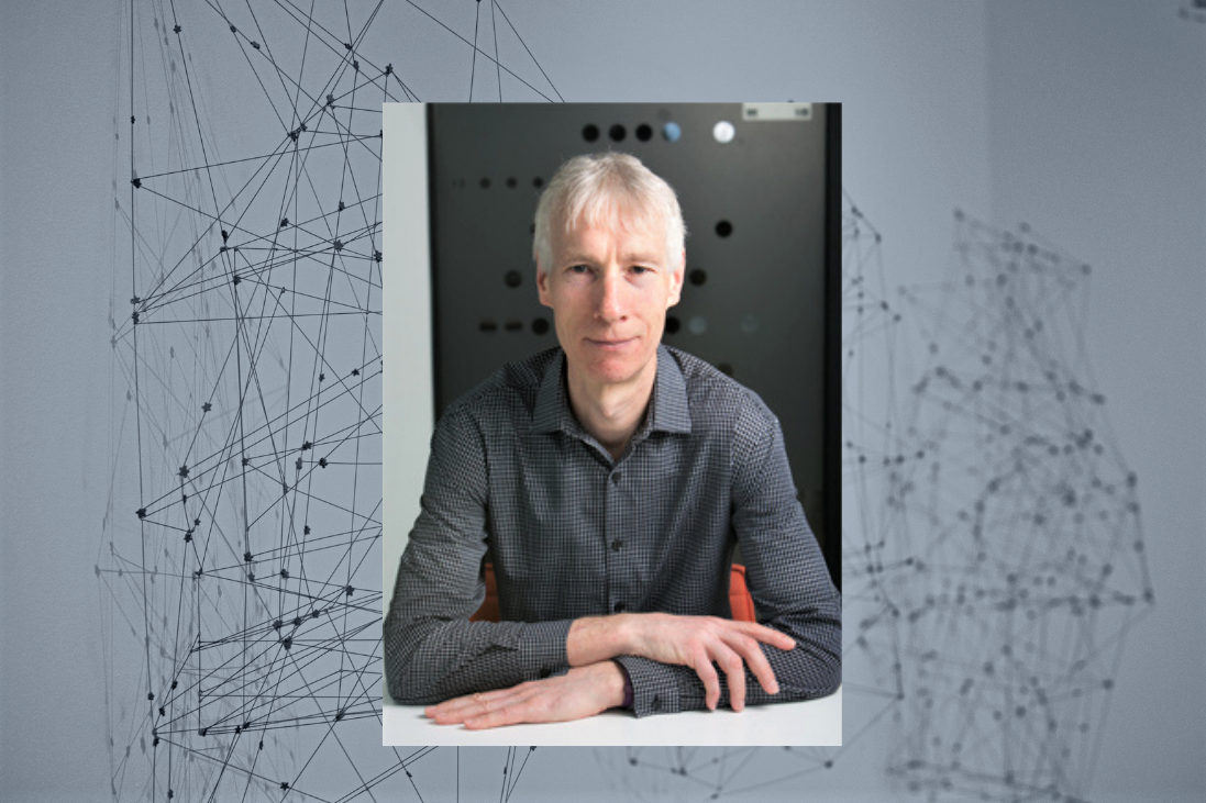 Professor Ian Horrocks, OST co-founder and the recipient of the BCS Lovelace Medal 2020 in recognition of his significant contribution towards reasoning systems.