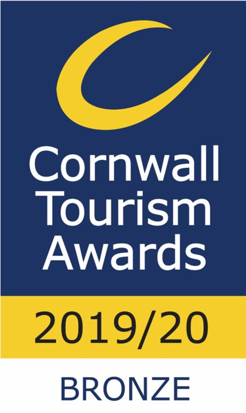 Cornwall Tourism Awards Bronze Winner 2019/20