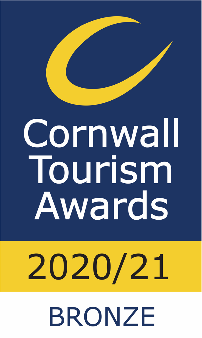 Cornwall Tourism Award 2020 / 2021