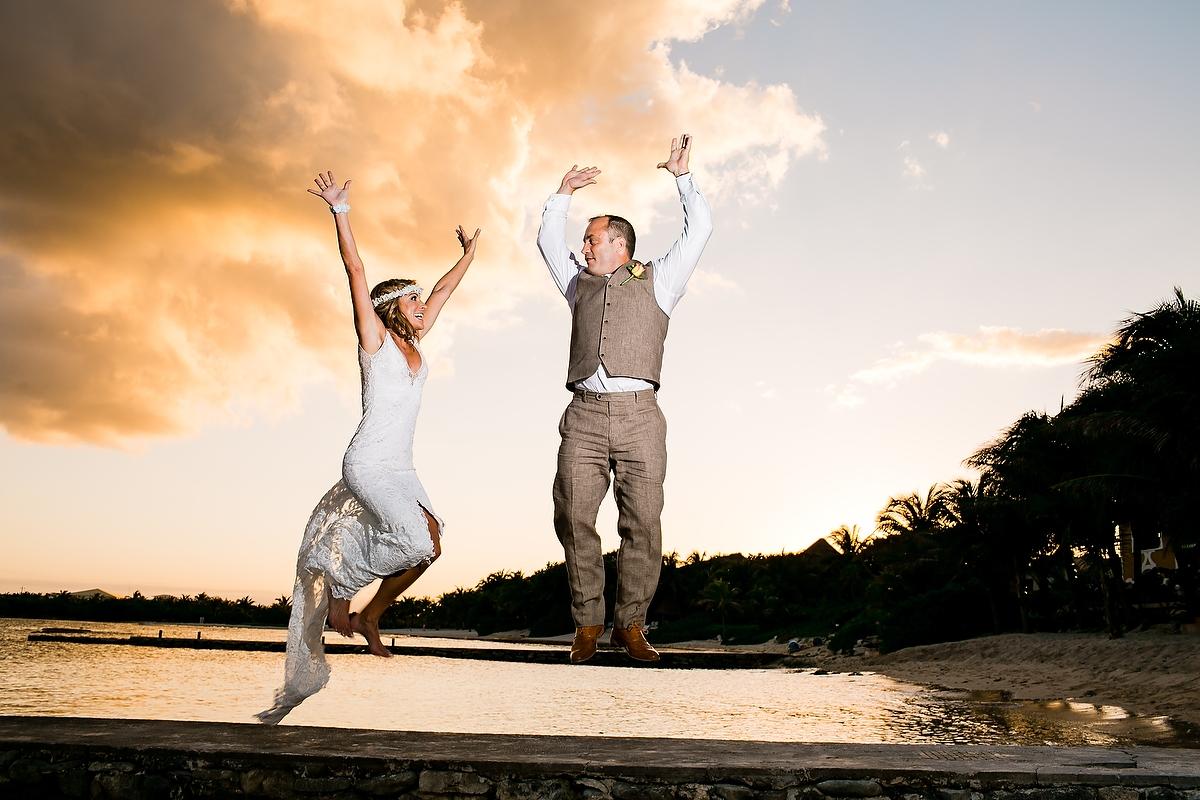 best wedding destination in tulum