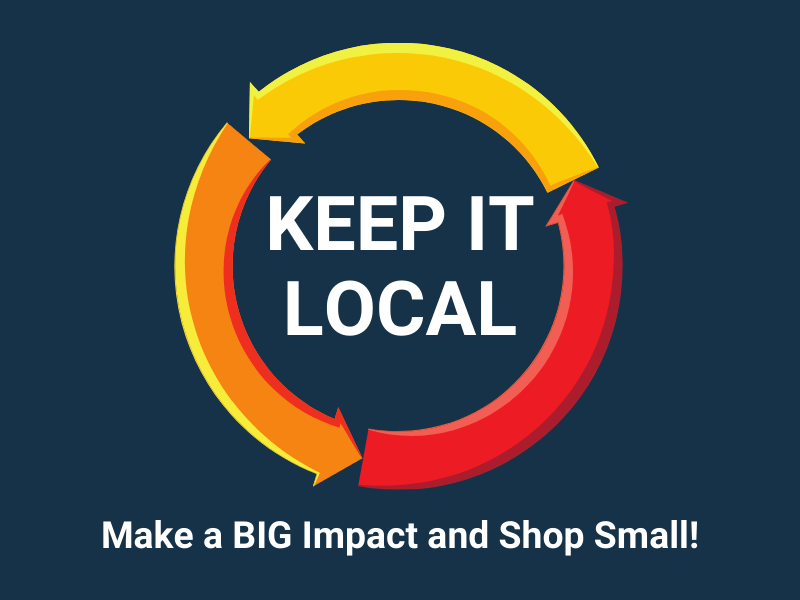 Keep It Local graphic