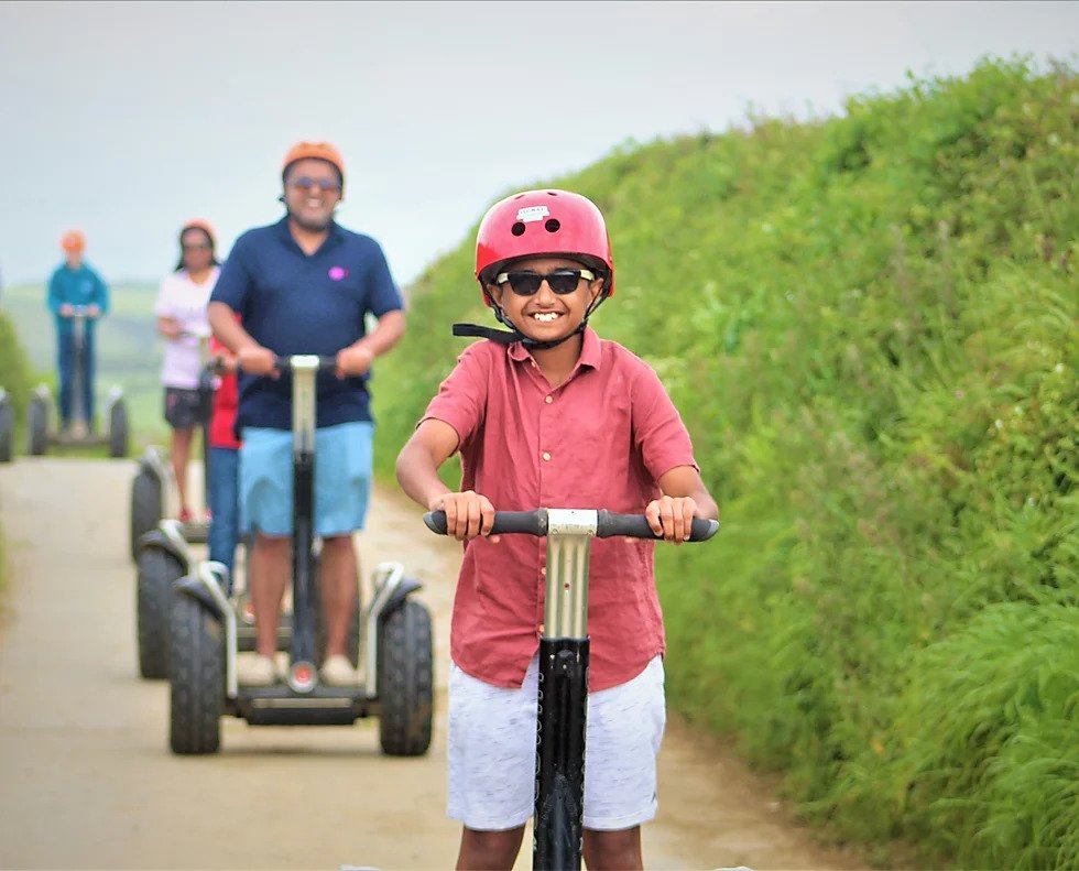 Segway Bude & Outdoor Pursuits