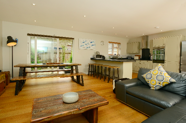 Gwelmor holiday home in north Cornwall
