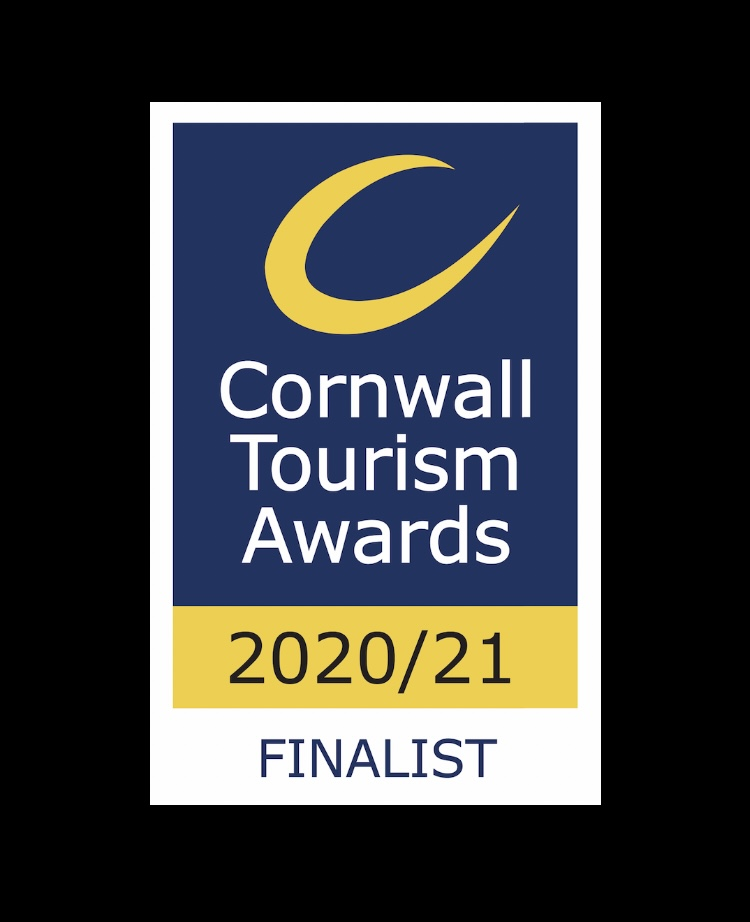 Gwelmor holiday cottage in Widemouth Bay, north Cornwall is a finalist for second year running in the Dog Friendly Business of the Year category of the Cornwall Tourism Awards 2020/21.