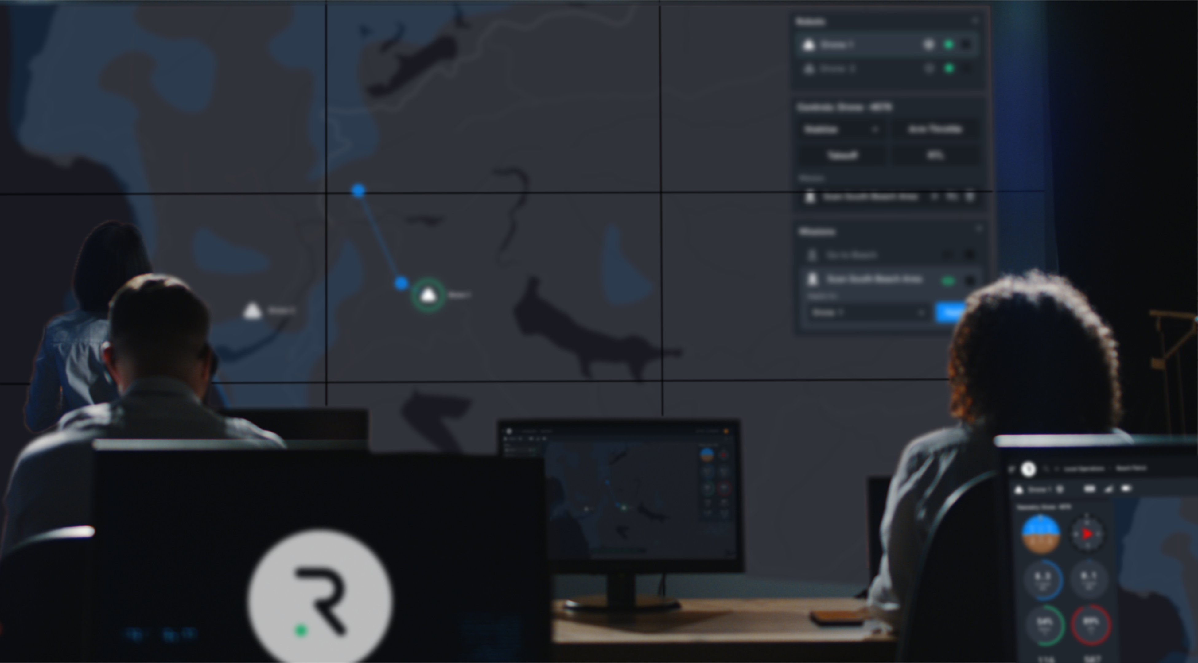 Robot Management Platform