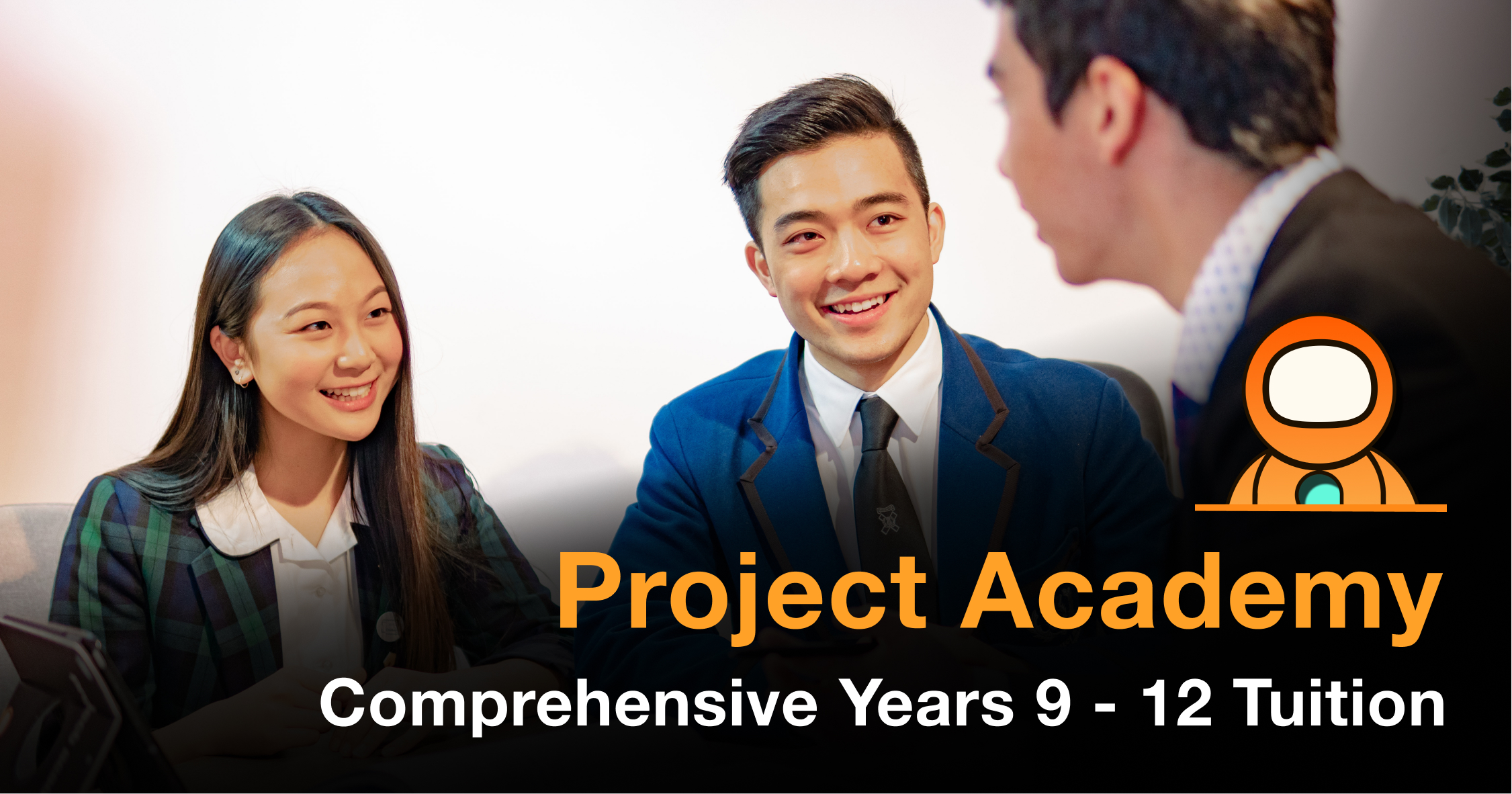 Project Academy: Year 9 - 12 HSC Tutoring Experts