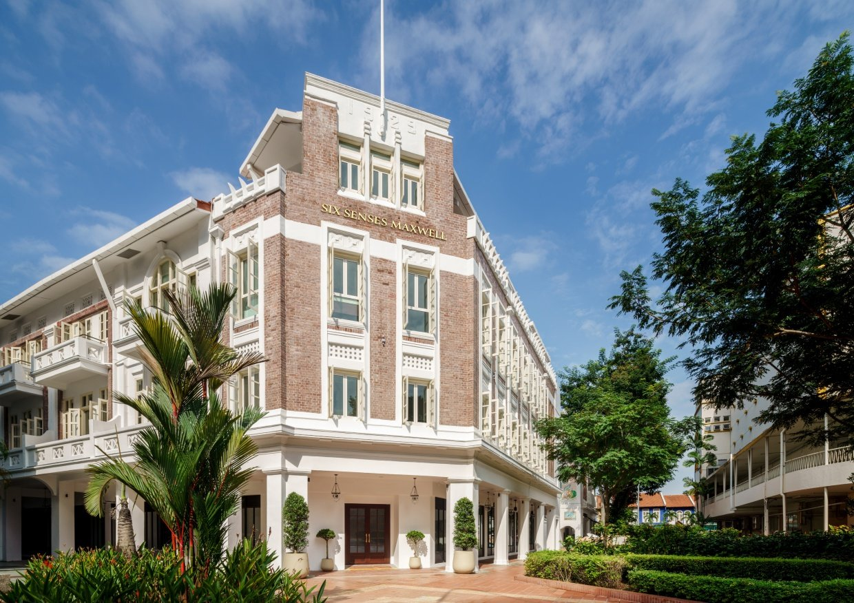 Maxwell Boutique Hotel Singapore